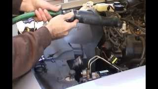 1995 Ford Crown Victoria Cooling System Flush