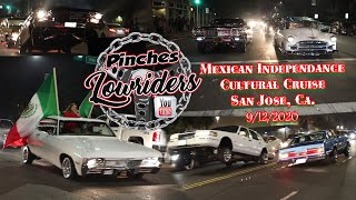 Mexican Independence Day Cruise In San Jose, Ca. 9/12/20