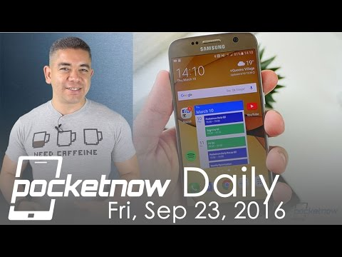 Samsung Galaxy S8 Spec Options, Android anniversary & more - Pocketnow Daily