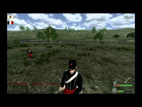 [8Rgt] Blood and Iron - Line battle BI vs l'RE 05/06/13