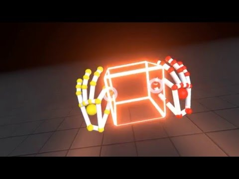 Leap Motion: Orion