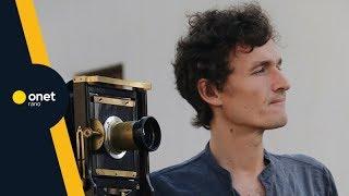 Jakub Jan Kaska - człowiek, który robi zdjęcia techniką z XIX wieku | #OnetRANO