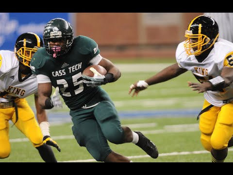 RB MIKE WEBER 2014 Premium Senior Highlights | Ohio State Commit