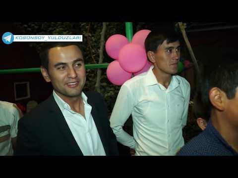 Davron Temirov Ozodbek Nazarbekov qo'shiqlaridan Onam borku (KOSONSOY)