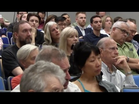 Future of Our Dowtown Waterfront: Pt 5 Audience discussion
