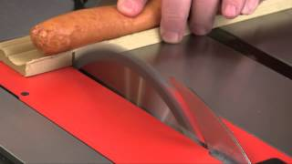 SawStop Professional Cabinet Saw Review - Part 2