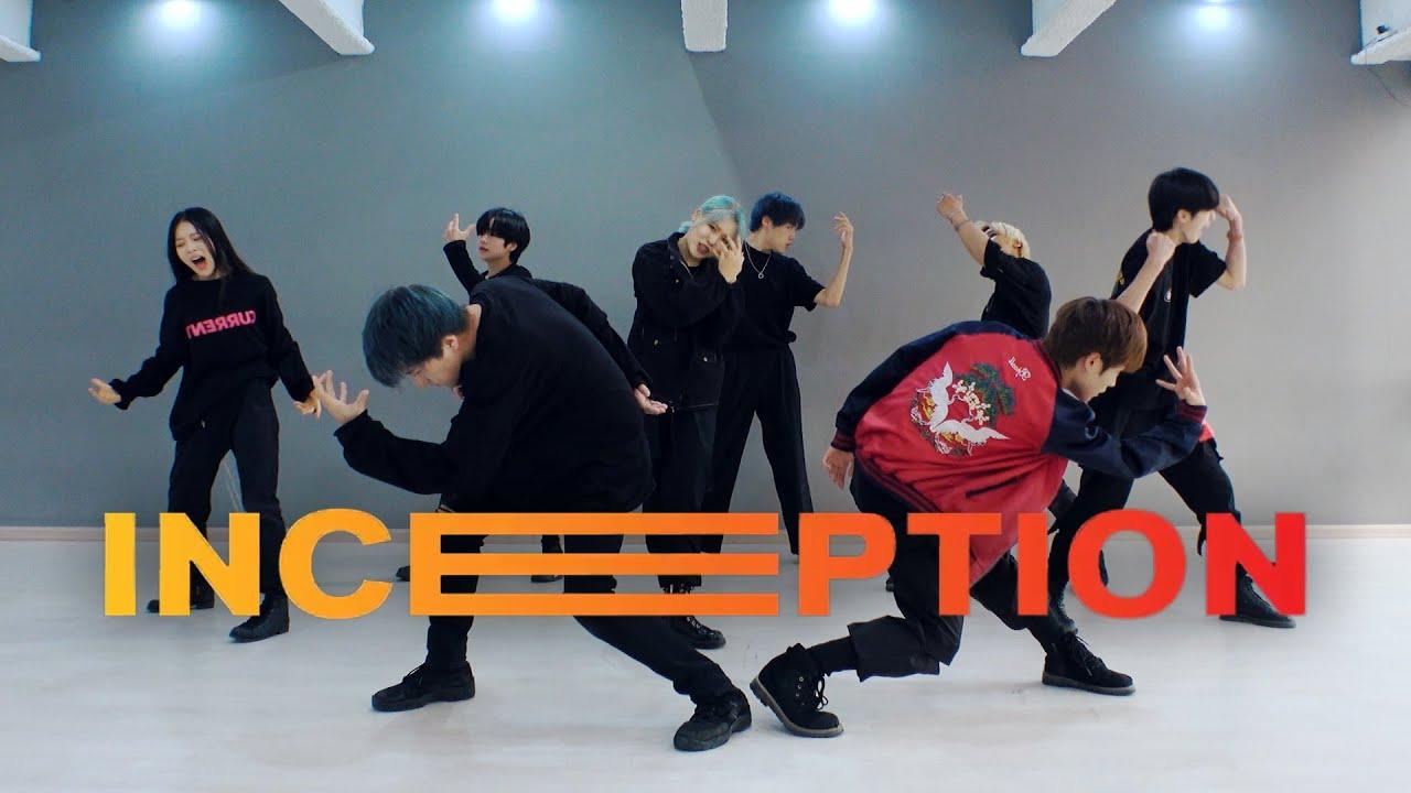 [MIRRORED] ATEEZ 'INCEPTION' Dance Cover / 에이티즈 '인셉션' 커버댄스 거울모드 안무