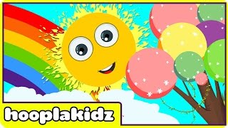 Mr Sun | Nursery Rhymes for Kids by HooplaKidz