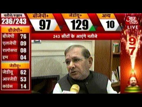 Bihar Elections 2015: BJP Celebrations No More