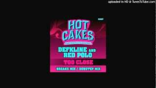 Defkline Red Polo Too Close Breaks Mix