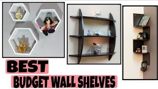 Best Wall Shelves In Your Budget.   Installation Video