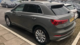 NEW AUDI Q3 What Is It Like To Drive