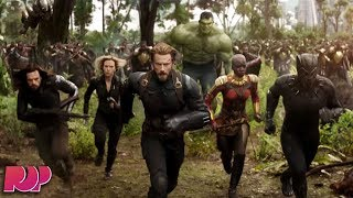 marvel studios avengers infinity war trailer reactions