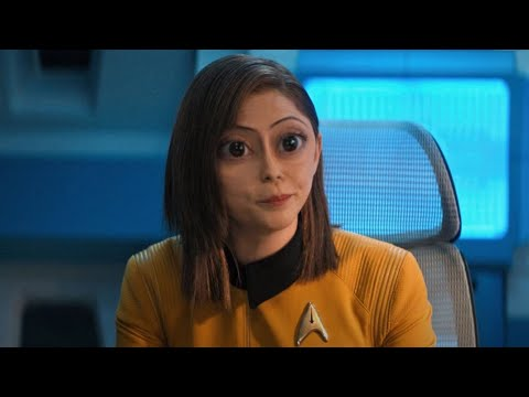 The Difference between TNG and Star Trek Discovery / Short Trek