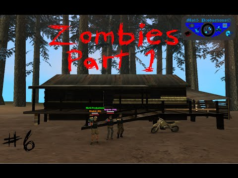 Mo15 Video #6: Zombies Part 1