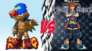 Geno VS Sora - Square Enix Showdown for Super Smash Bros Ultimate