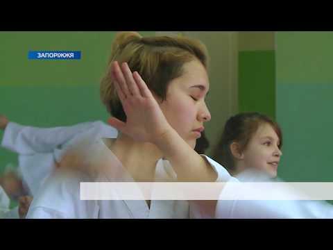 Телеканал TV5: В Запоріжжі презентували всеукраїнський проект «JUNIOR Z»