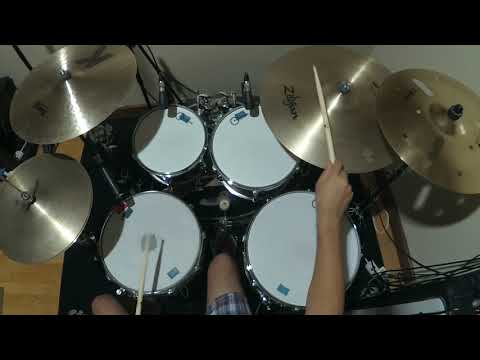 Hindi Na Nga- This Band (Drum Cover)