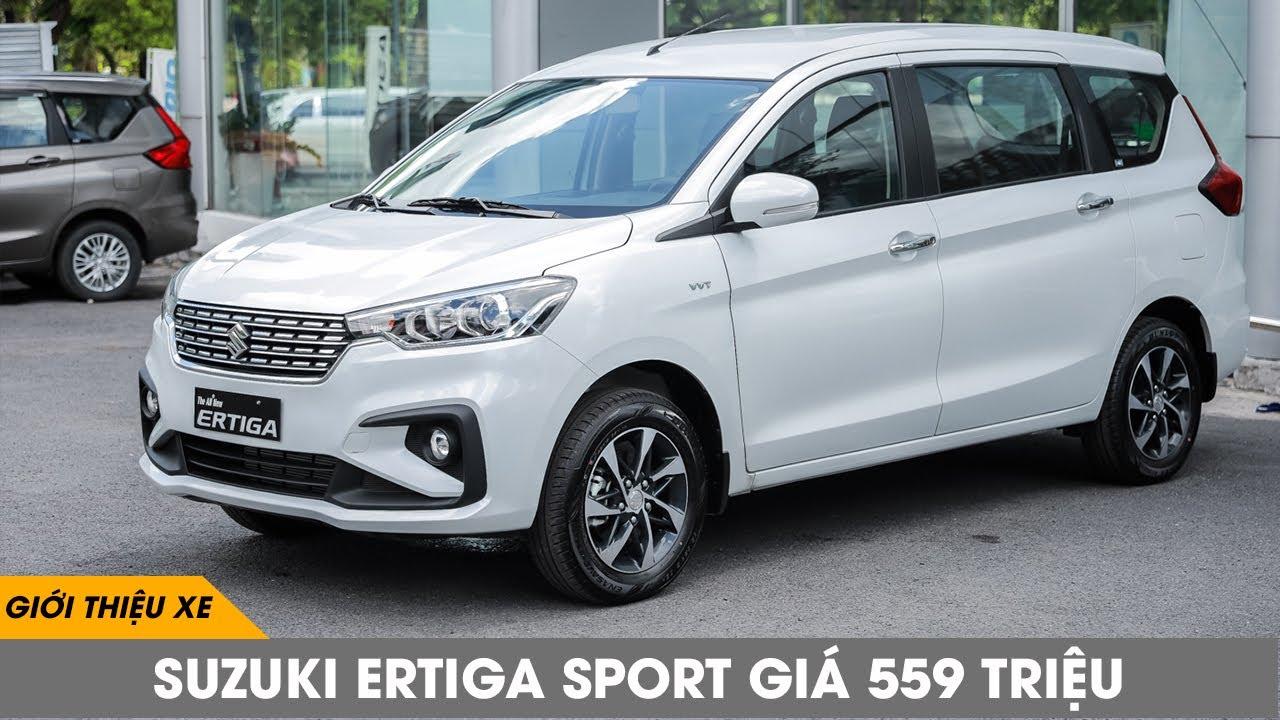 [danhgiaXe.com] Những điểm nâng cấp trên Suzuki Ertiga Sport 2020 giá 559 triệu
