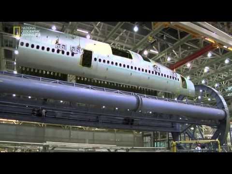 Lufthansa Boeing 747-8 Jumbo Jet Documentary 2015 FULL HD