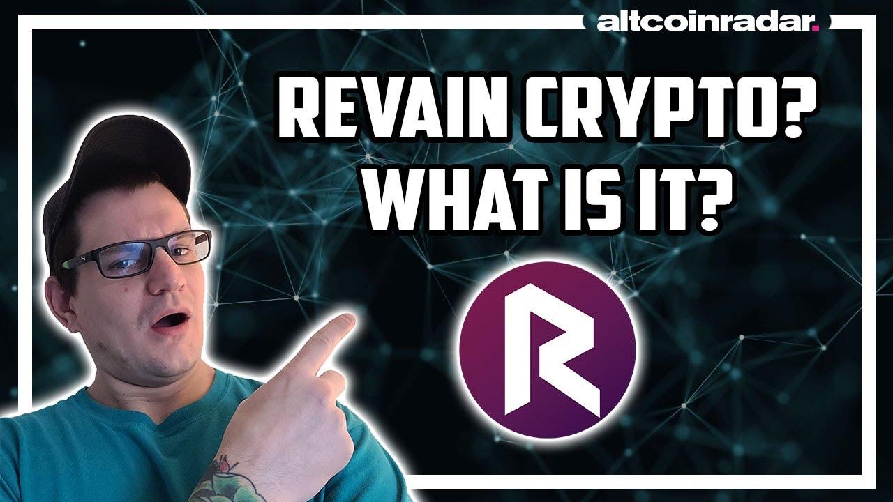 Revain Crypto News.