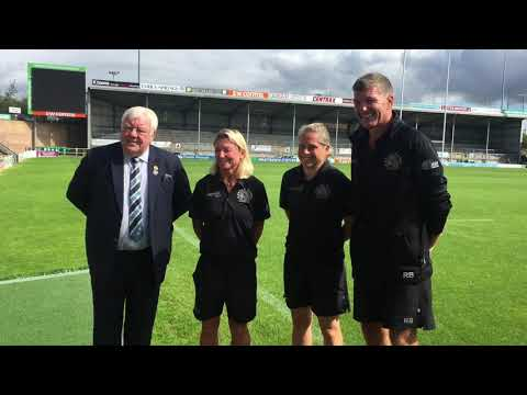 Exeter Chiefs start women's professional team