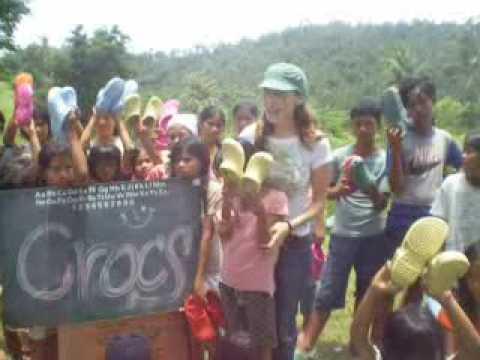 Tiwala (Philippines) says THANK YOU to CROCS (1)