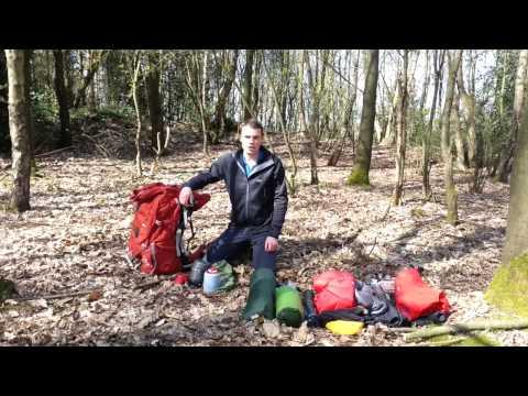 DofE Expedition Kit