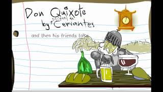Last Minute Book Reports - Fast Don Quixote!