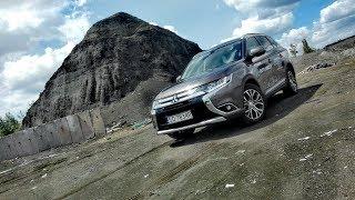Mitsubishi OUTLANDER 2018 Test Rodzinnego SUV-a