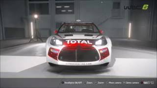 WRC 6 FIA World Rally Championship - All Cars | List (PC HD) [1080p60FPS]