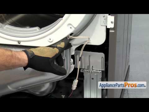dryer wire harness assembly part dc96 00766a how to replace youtube. Black Bedroom Furniture Sets. Home Design Ideas