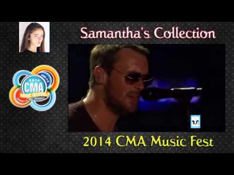 CMA Music Fest   Eric Church & Lzzy Hale  That Damn Rock & Roll     8 5 14