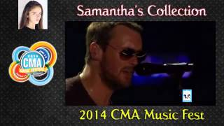 cma music fest eric church lzzy hale that damn rock roll live 8 5 14