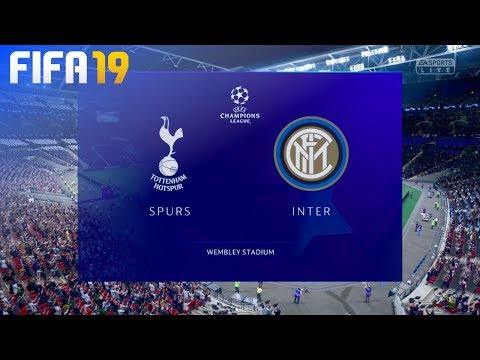 FIFA 19 - Tottenham Hotspur vs. Inter Milan @ Wembley Stadium