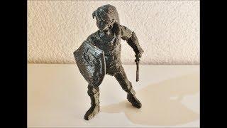 Link Figur aus 3D Drucker - PRUSA i3 MK3 von Josef Prusa / Vorlage thingiverse.com