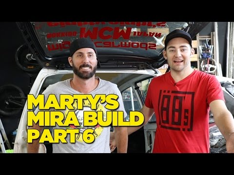 Marty s Mira Build [Part 6]