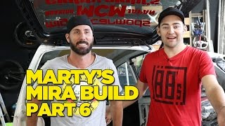 Marty's Mira Build [Part 6]