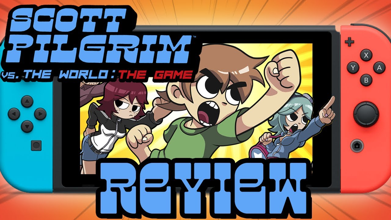 Scott Pilgrim vs. The World: The Game Review (Nintendo Switch, PS4, Xbox One, PC) (Video Game Video Review)