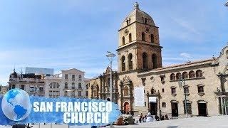 San Francisco Church   San Francisco Basilica [La Paz / Bolivia]