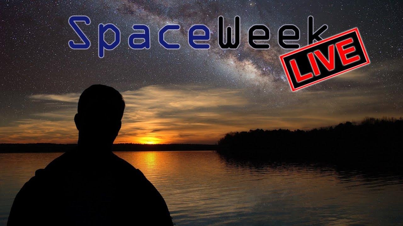 #93 Lucy flies, Shatner floats, film crew returns, new Chinese crew! - SpaceWeek LIVE Oct 17 2021