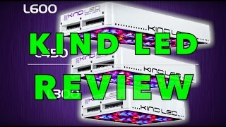 Kind LED Značka a Grow LED Light Review