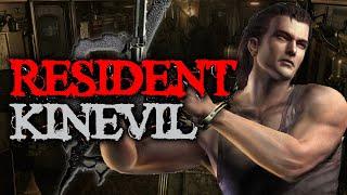 Let's Play Resident Evil 0 Part 2 - Resident Kinevil