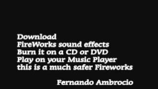 Repeat youtube video FireWorks Sound Effects