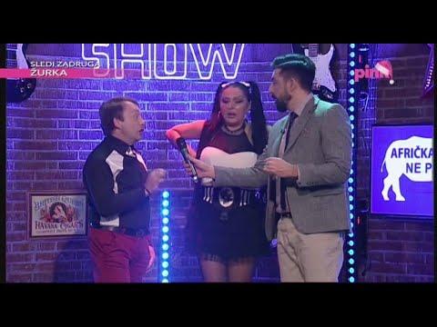 Intervju - Cara Mimi & Zoran Šumadinac (Ami G Show S11)