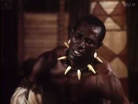 SHAKA ZULU - The Death of Nandi