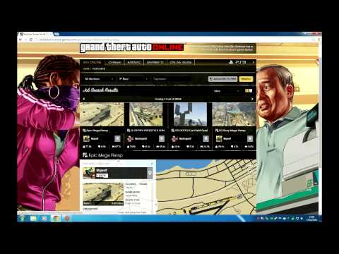 GTA 5 Online: How To Get Missions Races & More From Social Club
