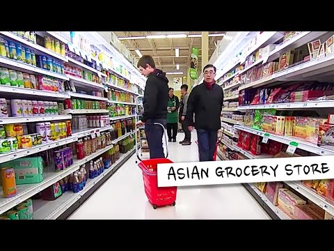ASIAN SUPERMARKET SHOPPING | Toronto, Canada