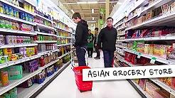 ASIAN SUPERMARKET SHOPPING | Toronto, Canada