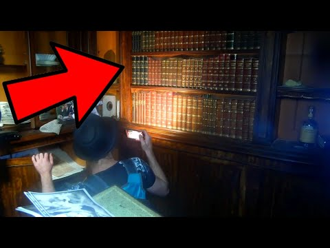 Thumbnail: FOUND A SECRET DOOR IN MILLIONAIRE DRUG DEALERS MANSION (POWER GAS WATER) EVERYTHING LEFT BEHIND
